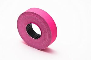 Motex Or Goldstar Mx6600 2 Line Label Pink 100x800 Plus Free Ink 80 000 Labels