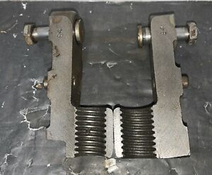 South Bend Lathe 9 10 Half Nuts Machinist Used