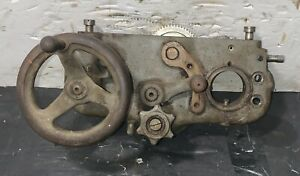 South Bend Lathe 9 10 Apron Assembly A101nk Machinist Used