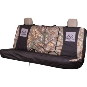 Realtree Rsc5009 Camo Full Size Bench Seat Cover