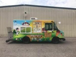 Ready For Business Turnkey Gmc 22 Step Van Ice Cream Truck For Sale In Florida