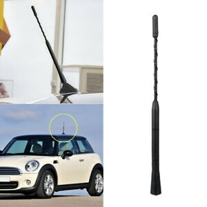Universal 9 Antenna Aerial Car Radio Am fm Roof Mast Oem Replacement For Bmw Vw
