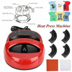 Heat Press Machine Heat Shoe T shirt Printer For Diy Print Mug Clothes