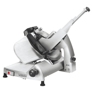 Hobart Hs8 1 Heavy Duty Manual Slicer 13 Removable Knife Tool Anodized Finish 6