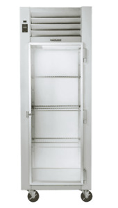 Traulsen G11010 30 G Series Reach In Refrigerator With Right hinged Glass Door