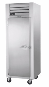 Traulsen G10011 30 G Series Reach in Refrigerator With Left hinged Solid Door