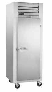Traulsen G10010 30 G Series Solid Door Reach in Refrigerator With Right Hinged