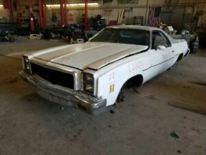Rear Axle Assembly 2 73 Open Fits 1977 El Camino 680869