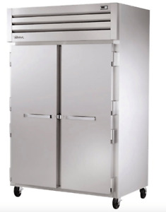 True Stg2f 2s 53 Spec Series Two Section Reach in Freezer 2 Solid Doors 11