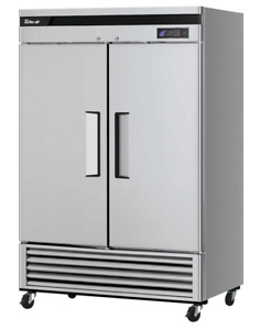 Turbo Air Tsf 49sd n 54 Two Section Reach In Freezer 2 Solid Doors 115v