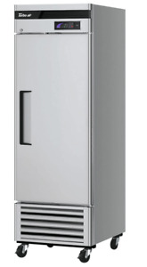 Turbo Air Tsf 23sd n 27 Single Section Reach In Freezer 1 Solid Door 115v