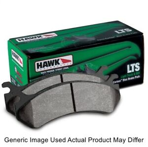 Hawk Hb826y 708 Lts Disc Brake Pad 0 708 Thick For 16 17 Ford Explorer 2 3l New