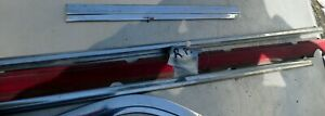1964 And 1965 Ford Falcon Driver S Rear Door Trim Four Door