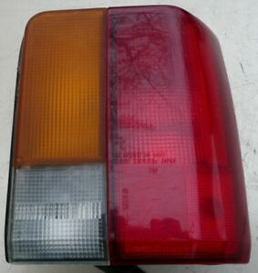 Ford Festiva Right Or Passenger S Side Tail Light Taillight Smooth Model
