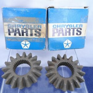 Nos Differential Side Gear Set 8 3 4 Sure Grip 1958 1967 Dodge Plymouth 1829448