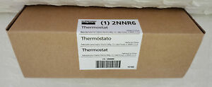 Dayton 2nnr6 Line Voltage Mechanical Termostat Open close On Rise 24 To 600vac