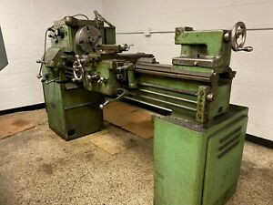 15 X 54 Leblond Regal Engine Lathe With Taper Attachment