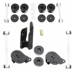 Rubicon Express Jt7098 1 5 2 5 In Lift Standard Lift Kit Without Shocks New