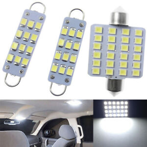 3x Led Interior Map Dome Light Lamps Fit 88 98 Chevy Silverado Gmc Sierra Good