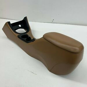 1994 1998 Oem Ford Mustang Center Console With Armrest And Storage s6563