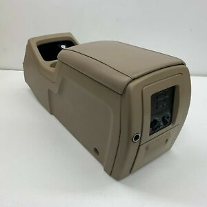2003 2006 Oem Ford Expedition Center Console Armrest Storage 03 06 S6471