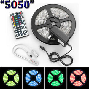 Waterproof 5M LED Strip Light RGB