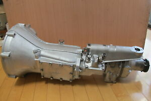 Mgb Overdrive Transmission Mga Twin Cam Full Synchros Nice Cond Low Mileage