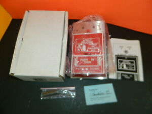 New Honeywell Fire Lite Ara 10 Agent Release Alarm Pull Station Discontinued