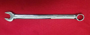 Mac Tools New 9 16 Sae 12 Point Knuckle Saver Chrome Combo Wrench Cb182ks Usa