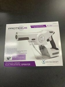 New Protexus Electrostatic Sprayer System Px200es Purtabs And Strap