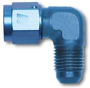 Russell 614810 90 Deg Female An To Male An Adapter Fitting