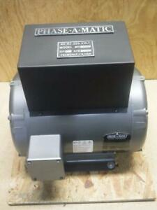 New Phase a matic R 10 Rotary Phase Converter 10 Hp