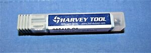 New Harvey Tool Solid Carbide End Mills 3 16 Long Reach 9 Pcs Available