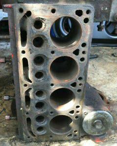 Farmall International Cub Or Low Boy Tractor Original Engine Block Pre owned