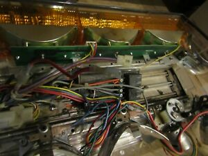 Code 3 Mx7000 Strobe Light Bar Complete Wiring For All The Lights