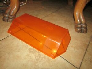 Code 3 Mx 7000 Excalibur Amber Dome Covers With Clips