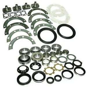 Suzuki Samurai Sj410 Sj 413 Front Rear Axle Wheel Bearing Rebuild Kit