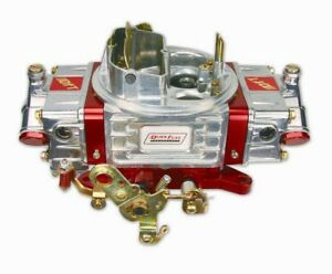 Quick Fuel 750 Cfm Mechanical Secondary Double Pumper Carb Carburetor
