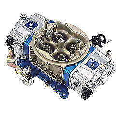 Quick Fuel 650 Cfm Mechanical Secondary Double Pumper Q Carburetor Carb