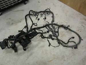 1995 1997 Ford F250 F350 7 3 Powerstroke Complete Engine Wiring Harness