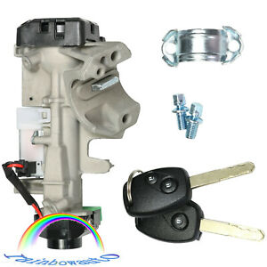 New For 2006 11 Honda Civic Accord Ignition Switch Cylinder Lock Auto Trans Kit