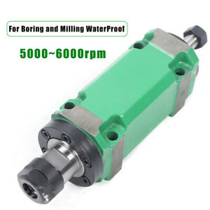 5000 6000rpm Power Head Spindle Boring cutting milling drilling Tool Sale