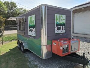 2019 Anvil 8 X 14 Coffee Concession Trailer Mobile Cafe For Sale In Tennesse