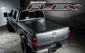 Undercover Flex Tri fold Bed Cover For Titan 5 6ft Bed Crew 2004 15