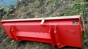 New Kubota L2264 72 Tractor Front End Loader Bucket