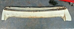 1969 1970 Ford Mustang Coupe Mercury Cougar Rear Windshield Trunk Filler Panel