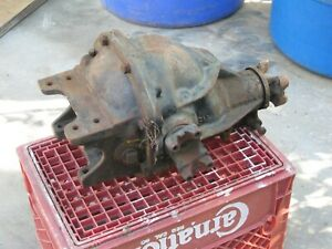 1963 64 Corvette 4 11 Posi Differential Axle 3818763 N C103 Date Ce1029 63