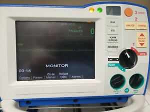 Zoll R Series Als Biphasic Monitor 3 5 Lead Ecg Aed