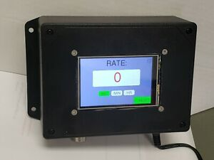 Totalizer Rate Counter Proline By Factrac