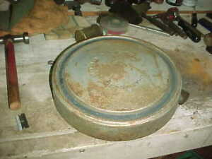 1 Vtg 60 s 70 s Ford Motor Company Dog Dish Poverty Hubcap Wheel Cover 10 1 2